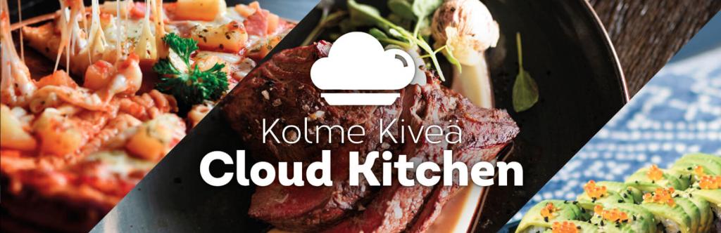 Kolme Kiveä Cloud Kitchen