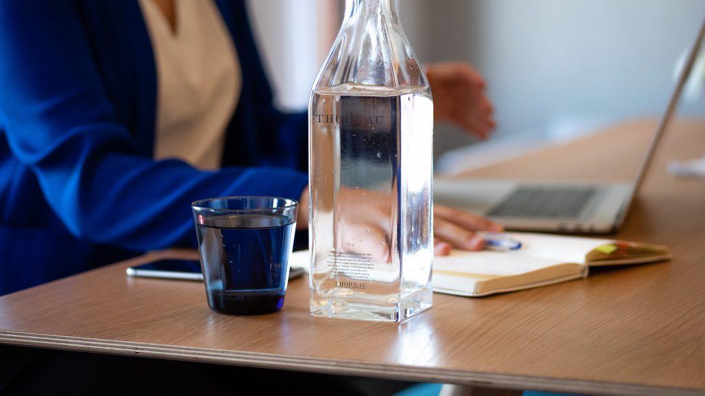 Thoreau-vesijärjestelmä_turvallinen paluu toimistoon koronakevään jälkeen